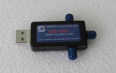 NID-1001/NID-1003 TEDS Interface Kit